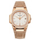 Best Patek Philippe Nautilus Ladies 7010R-011 Replica Watch sale