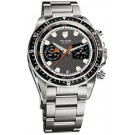 Replica Tudor Heritage Chrono Grey Dial Stainless Steel Men's Watch