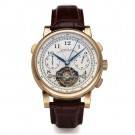 A.Lange & Sohne Tourbograph Pour le Merite Mens Watch Replica 712.05