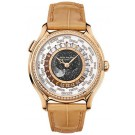 Replica Patek Philippe 175th Anniversary Collection World Time Moon 7175R-001