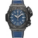 Replica Hublot King Power Oceanographic 4000 Carbon Denim 48mm 731.QX.5190