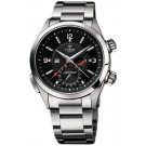 Replica Tudor Heritage Advisor Black Dial Stainless Steel Men's Watch