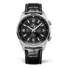 fake Jaeger-LeCoultre 9008470 Polaris Automatic Stainless Steel/Black/Alligator