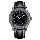 fake Breitling Navitimer 1 Automatic 38 Black Dial Men's Watch