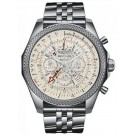 fake Breitling Bentley B04 GMT Stainless Steel Watch