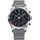 Fake Breitling Transocean Chronograph GMT Mens Watch AB045112/BC67/154A