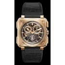 Bell & Ross BR-X1 TOURBILLON ROSE GOLD Replica watch