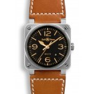 Fake Bell & Ross BR03-92 Golden Heritage