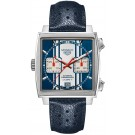 Replica Tag Heuer Monaco Calibre 11 Automatic Chronograph 39mm CAW211D.FC6300
