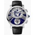 Fake Cartier Rotonde de Cartier Earth and Moon W1556222