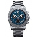 Breitling Mens Chronospace Evo B60 Titanium Blue DialWatch fake