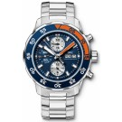 Fake IWC Aquatimer Automatic Chronograph 44mm Mens Watch IW376703