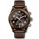 "Fake IWC Pilot's Watch Chronograph Edition""The Last Flight""IW388004"