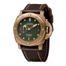 Fake Panerai Luminor Submersible 1950 3 Days Automatic Bronzo PAM 00382