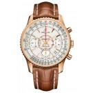 Breitling Montbrillant 01 Rose Gold Watch fake