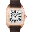 fake Cartier Santos 100 Large Mens Watch W20095Y1