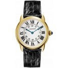 Replica Cartier Ronde Solo Quartz 36mm Ladies Watch W6700455