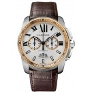 Cartier Calibre de Cartier Chronograph Mens Watch W7100043 Fake