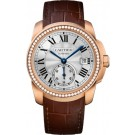 fake Calibre de Cartier watch WF100013