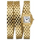 AAA grade Cartier Panthere de Cartier Mini Triple WGPN0012 Replica