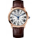 Cheap AAA Replica Cartier Ronde Louis Cartier 36mm Pink Gold WGRN0006