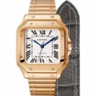 Replica Cartier Santos Automatic Self Wind WGSA0008 Mens