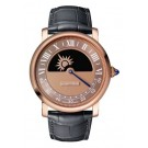 Best Cartier Rotonde De Cartier Mysterious Movement WHRO0042 Replica Watch sale