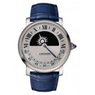 Best Cartier Rotonde de Cartier mysterious movement WHRO0043 Replica Watch sale