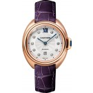 fake Cle de Cartier watch WJCL0031