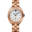 fake Cle de Cartier watch WJCL0034