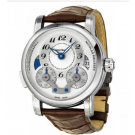 Montblanc Nicolas Rieussec Chronograph Automatic Silver Dial Men's Watch 106487 Replicas