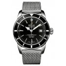 Replica Breitling Superocean Heritage 42 Automatic Black Dial Men Watch A1732124/BA61/154A
