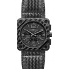 Fake Bell & Ross BR 01-94 Chronograph Carbon Fiber Watch