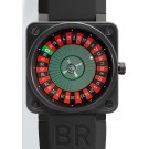 Replica Bell & Ross BR 01 Casino Watch