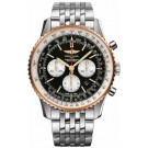 Replica Mens Two Tone Breitling Navitimer Watch 01 46mm UB012721