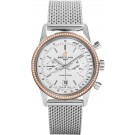 Breitling Transocean Chronograph 38 U4131053/G757/171A Rose Gold clone Watch