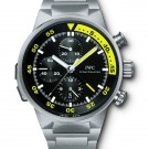 Replica IWC Aquatimer Split Minute Chrono Titanium Mens Watch IW372301