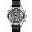 "Replica IWC Pilot's Watch Double Chronograph Edition ""Patrouille Suisse""  IW377805"