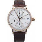 Replica IWC Portofino Hand-Wound Monopusher Chronograph Watch IW515104