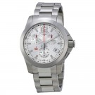 Longines Conquest Quartz Chronograph Mens Watch L3.700.4.76.6 Replica