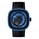 Replica SevenFriday P1-4 Stainless Steel / PVD / Blue