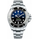 Rolex Deepsea D-Blue Dial Replica Watch 116660
