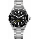 Replica TAG Heuer Aquaracer WAY201A.BA0927 300m Calibre 5 Ceramic Bezel 43mm Mens Watch
