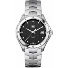 Replica TAG Heuer Link Mens Black Quartz Watch WAT1112.BA0950