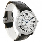 Replica Cartier Ronde Solo Silver Dial Automatic Steel Watch W6701010