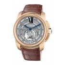 Cartier Calibre de Cartier Flying Tourbillon Watch W7100002 Fake