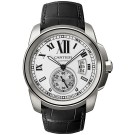 Replica Cartier Calibre de Cartier Automatic Steel W7100013