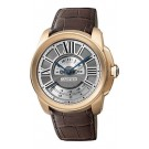 Cartier Calibre de Cartier Multiple Time Zone W7100025 Fake